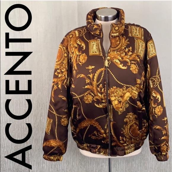 Accento Jackets & Blazers - 👑 ACCENTO ITALIAN LUXURY JACKET 💯AUTHENTIC